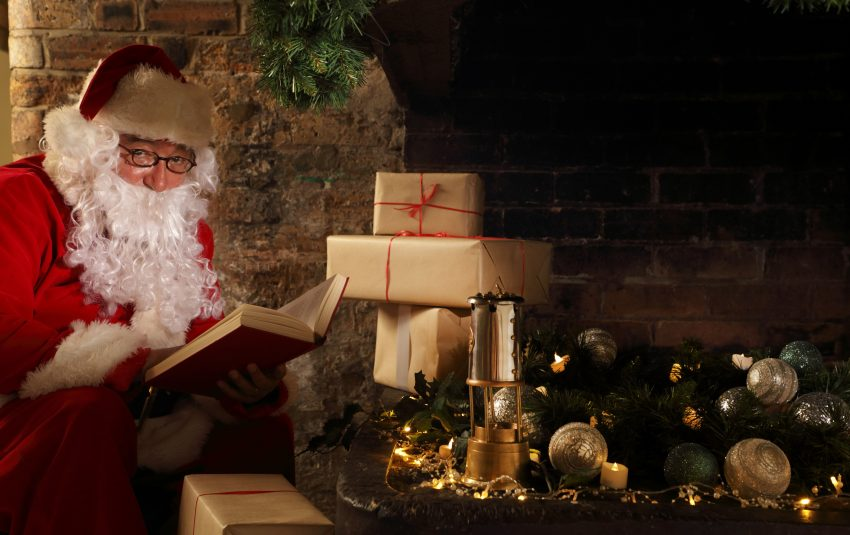 Festive Tales with Father Christmas