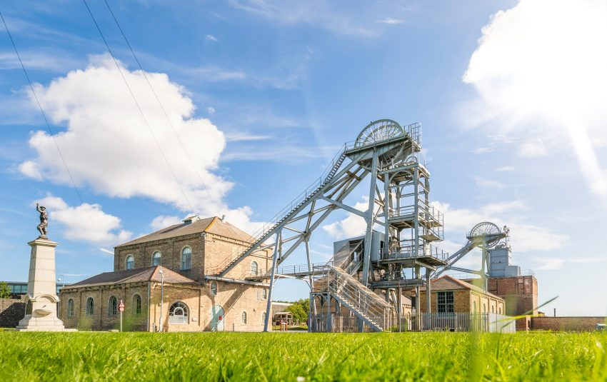 Museums Northumberland Woodhorn Outside General Image