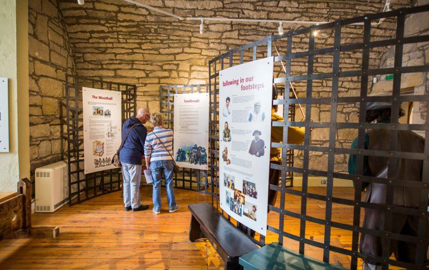 Museums Northumberland Hexham Dodd Room
