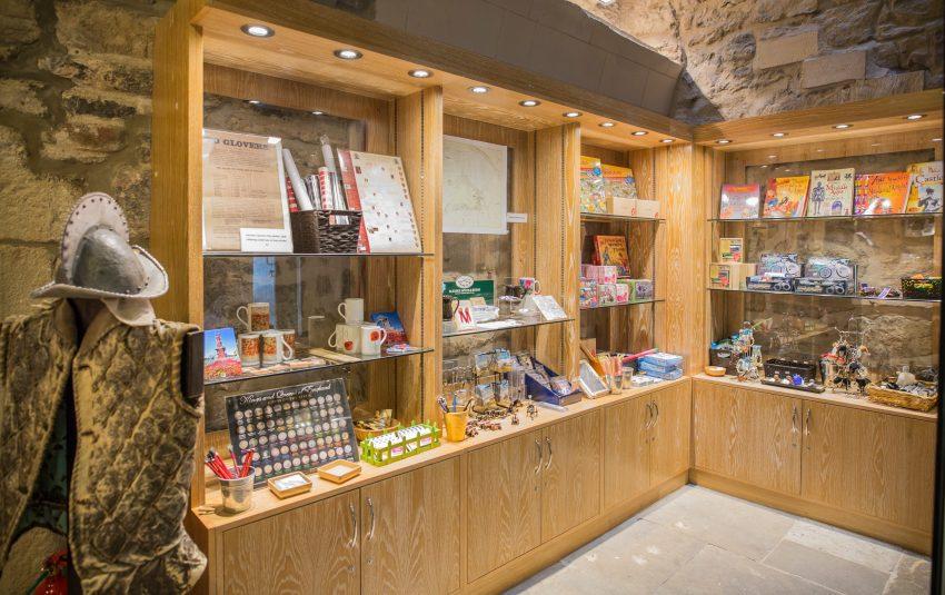 Museums Northumberland Hexham Shop