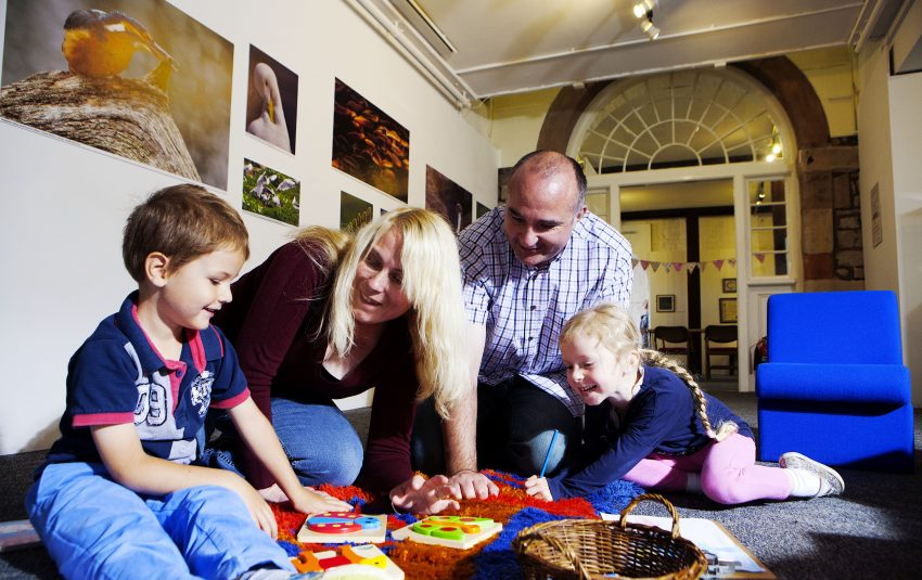 Museums Northumberland Berwick Learning Family