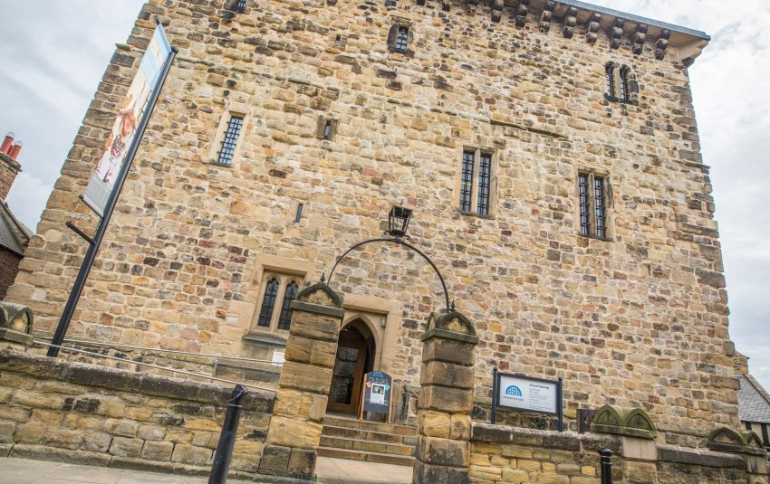 Museums Northumberland Hexham Outside the Gaol