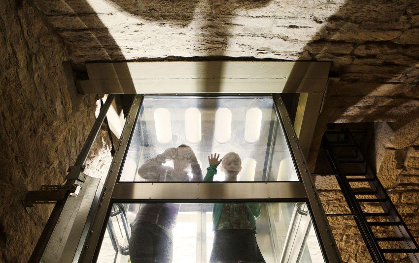 Museums Northumberland Hexham Dungeon