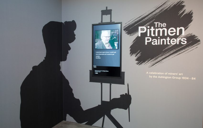 Pitmen Painters: Resurfacing Artist Talk