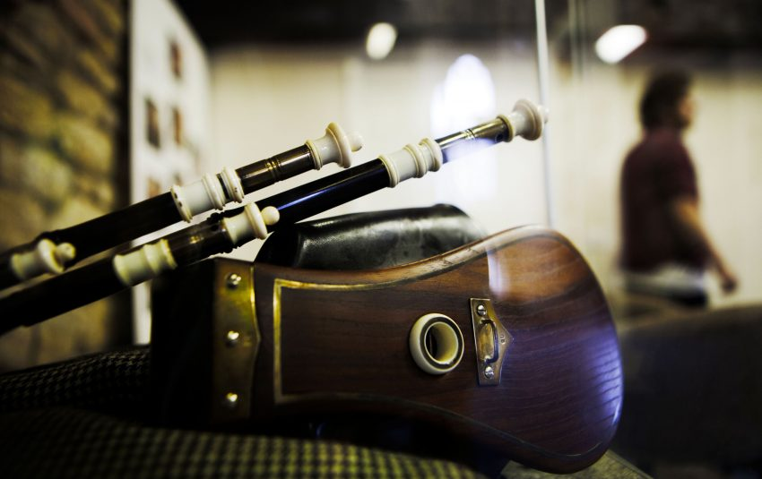 Museums Northumberland Morpeth Bagpipes
