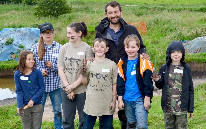 Young Archaeologists' Club – Heritage Open Days