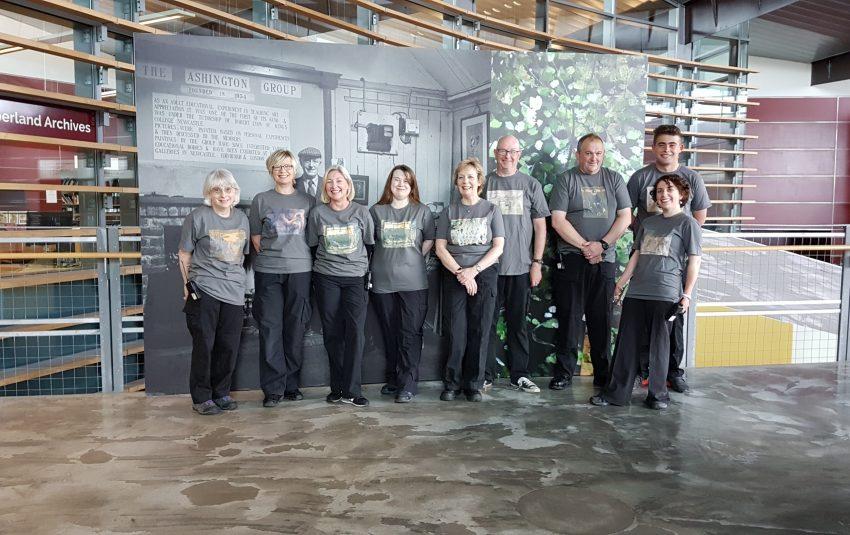 Museums Northumberland Woodhorn Staff