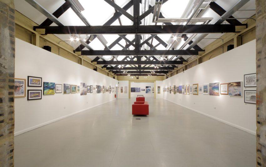 MN-Woodhorn Museum-Open Ocean exhibition