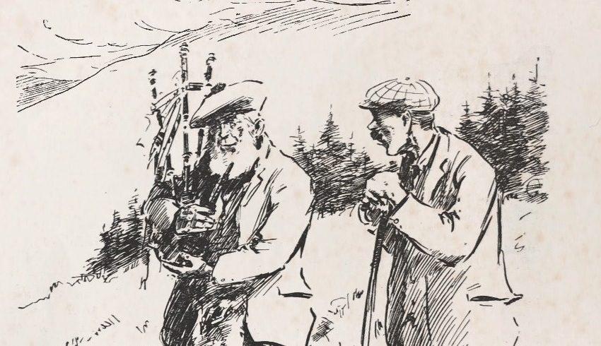 Matt Stokes: A Traveller and A Shepherd