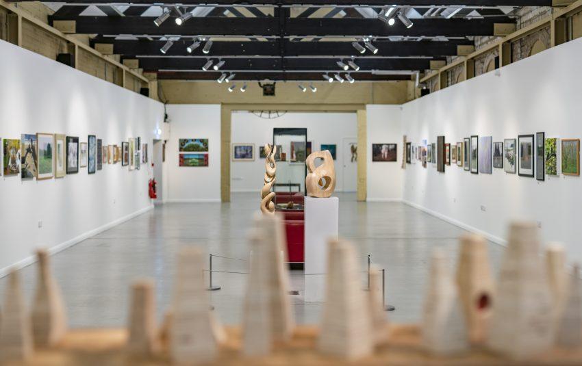 Open Art Exhibition- Northumberland: Magic & Myth