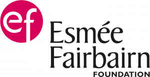 Esmee Fairburn Foundation Logo
