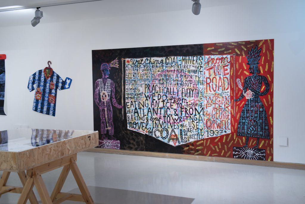 The Darktown Miners' Social Club at Woodhorn Museum by Jonny Hannah