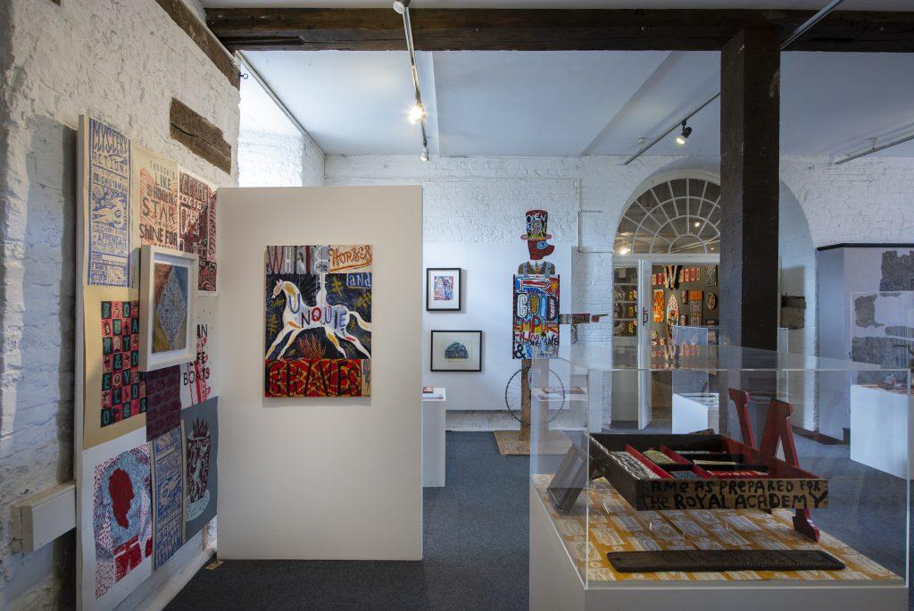 The R Good Emporium at Berwick Museum and Art Gallery